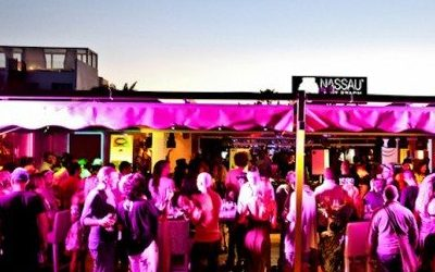 Nassau Tanit Beach Ibiza