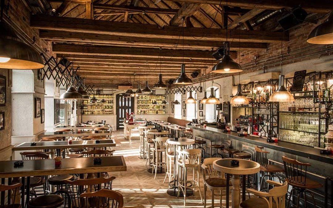 Restaurante en Barcelona, zona centro