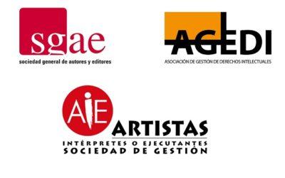 SGAE, AIE y AGEDI no van a cobrar cánones a los locales de hostelería durante la crisis del COVID-19