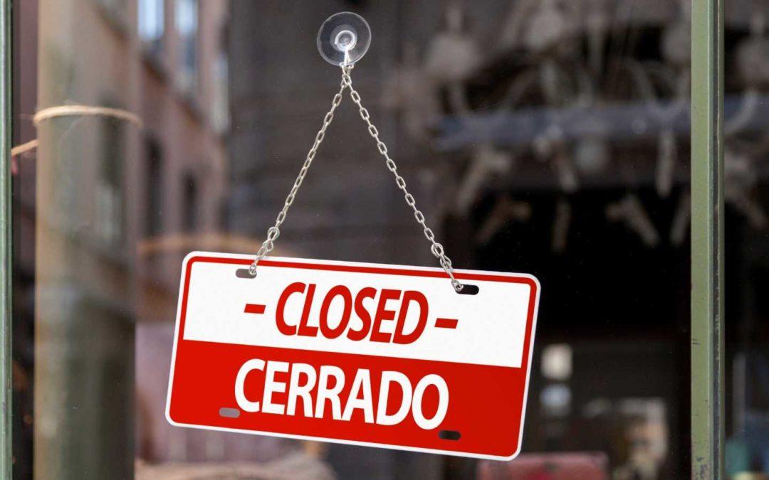La decisión de Sanidad de cerrar todo el ocio nocturno condena a la quiebra al 80% de las empresas del sector si no reciben ayudas urgentes
