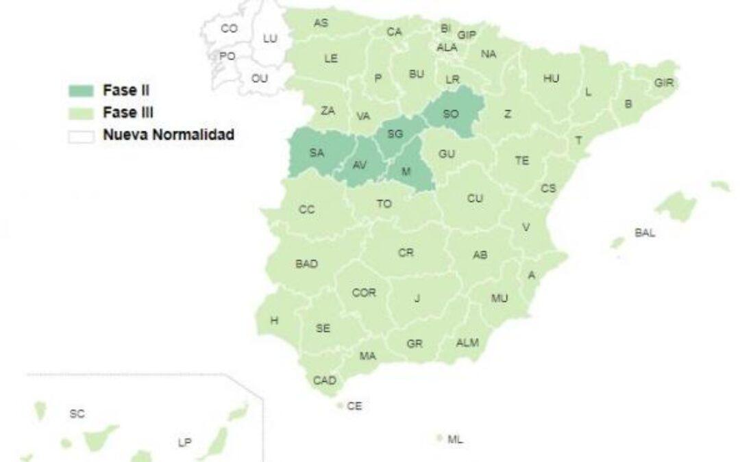 Diez Comunidades ya han autorizado la reapertura de discotecas y Cataluña es la única que permite la pista de baile