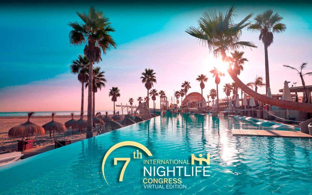 Valencia será la sede del 7o Congreso Internacional de Ocio Nocturno que se celebrará en formato virtual el próximo 30 de noviembre