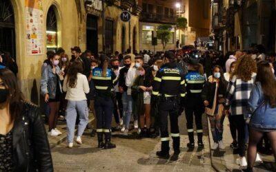 El sector del ocio nocturno insiste en su reapertura urgente después de otro fin de semana de botellones y fiestas ilegales en toda España